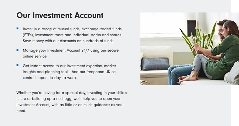 Fidelity Investment Account