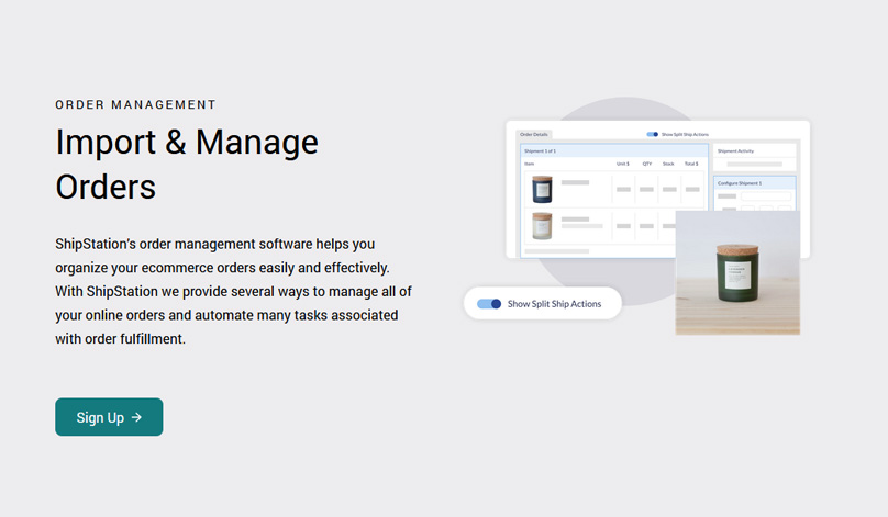 order management software helps you organize your ecommerce orders