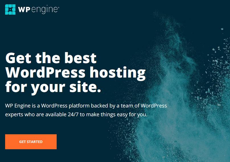 WPEngine Hosting for WordPress