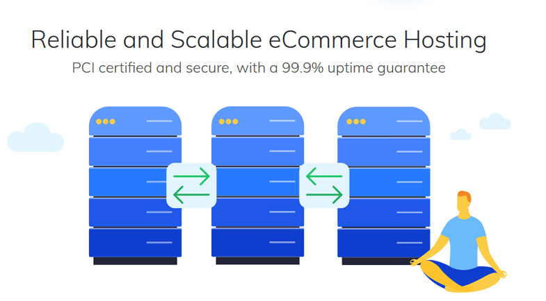 Scalable eCommerce Hosting
