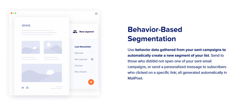 Behavior-Based Segmentation